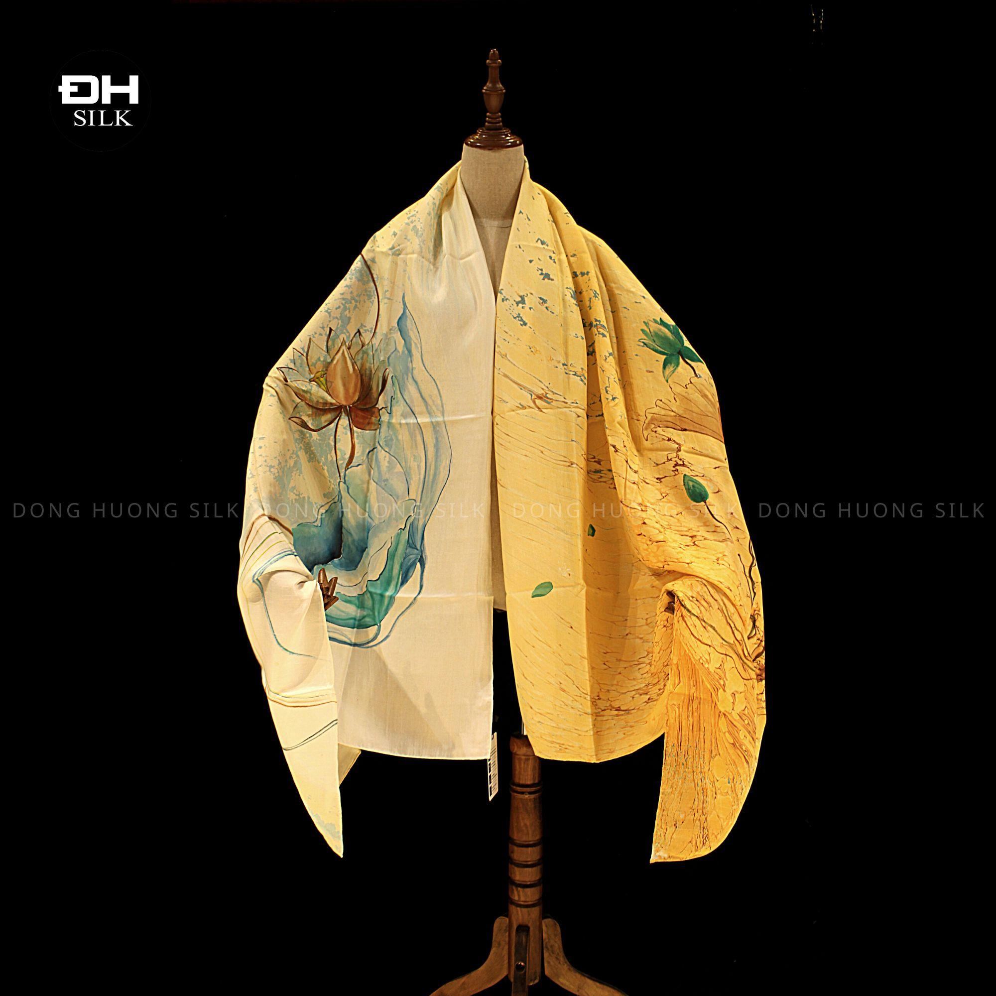 khan-lua-to-tam-ve-tay-thuy-an-nghe-thuat-hoa-sen-ho-thuy-Dong-Huong-Silk-7